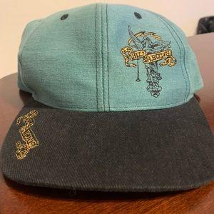 Vintage Billabong Sample Promo Snapback Hat